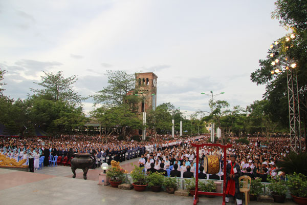 Lễ Mẹ Hồn xác lên trời tại La Vang. 69