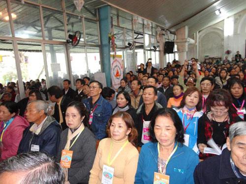 La vang - Đại hội gia đình