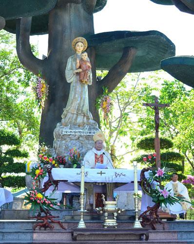 Mẹ La Vang giúp tôi làm Linh mục. 11