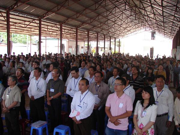 La Vang - Đại hội gia đình 002