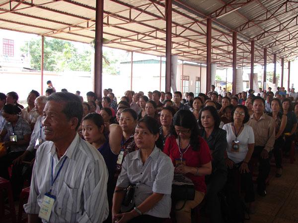 La Vang - Đại hội gia đình 004
