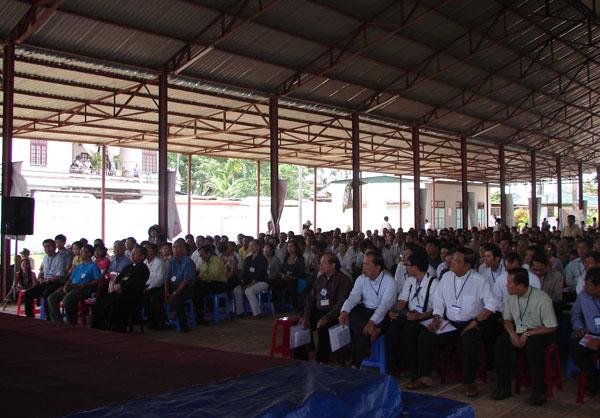La Vang - Đại hội gia đình 005