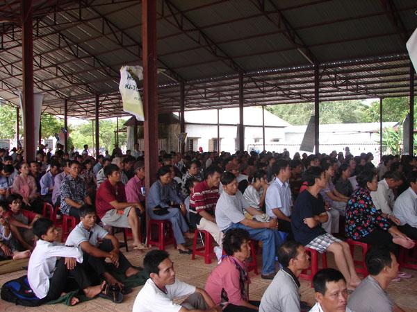 La Vang - Đại hội gia đình 006