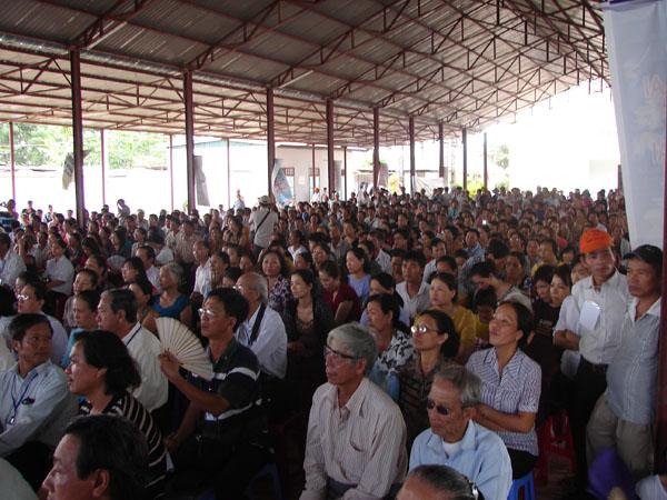 La Vang - Đại hội gia đình 010