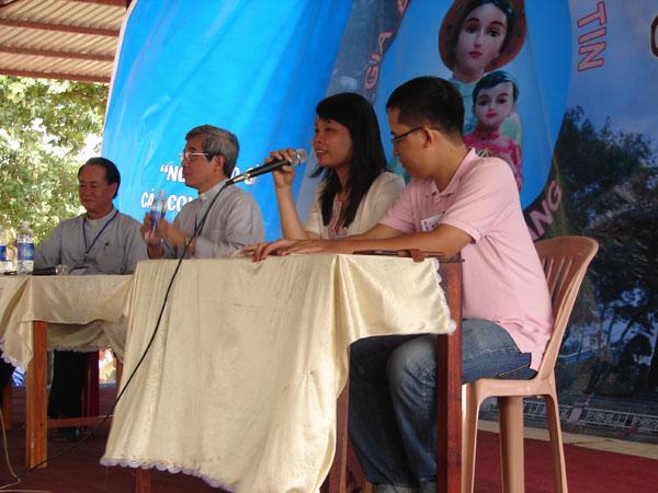 La Vang - Đại hội gia đình 012