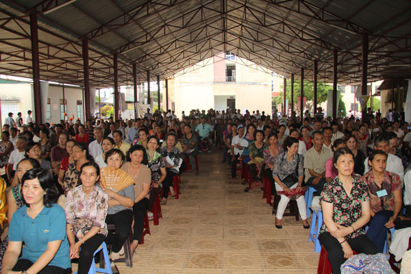 La Vang - Đại hội gia đình 015