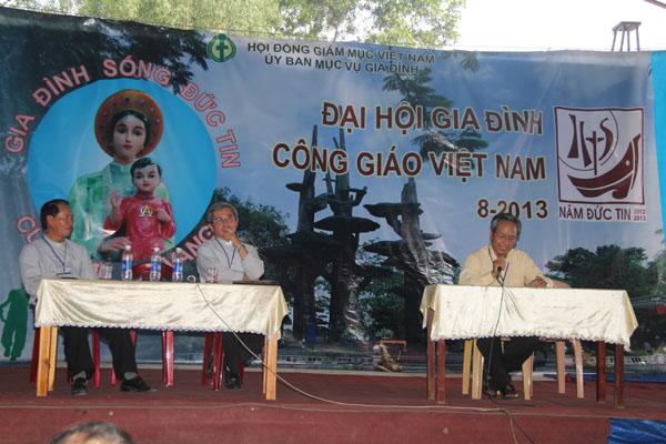 La Vang - Đại hội gia đình 014