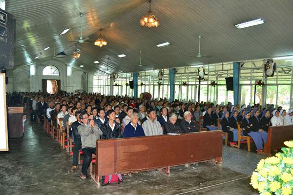 Bế Mạc Năm Đức Tin tại La Vang.23