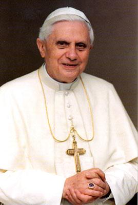 Đức Giáo Hoàng Benedicto XVI