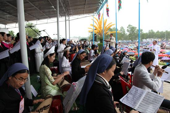 Đại hội Mẹ La Vang 29
